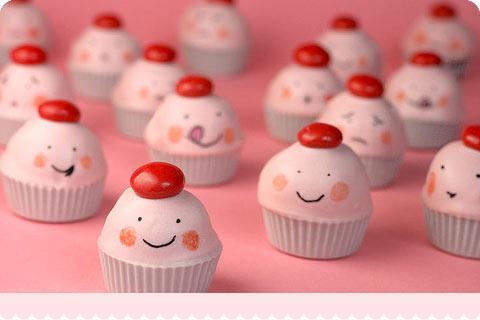 Cupcake Bites « bakerella.com