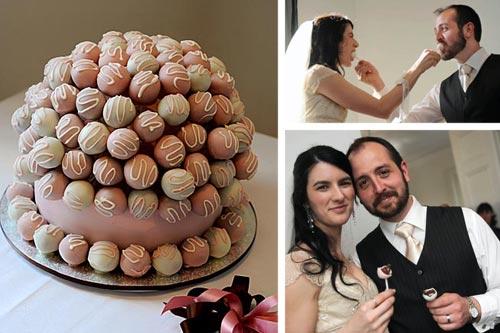 Wedding Cake Pops Ideas Onlycakepops Com