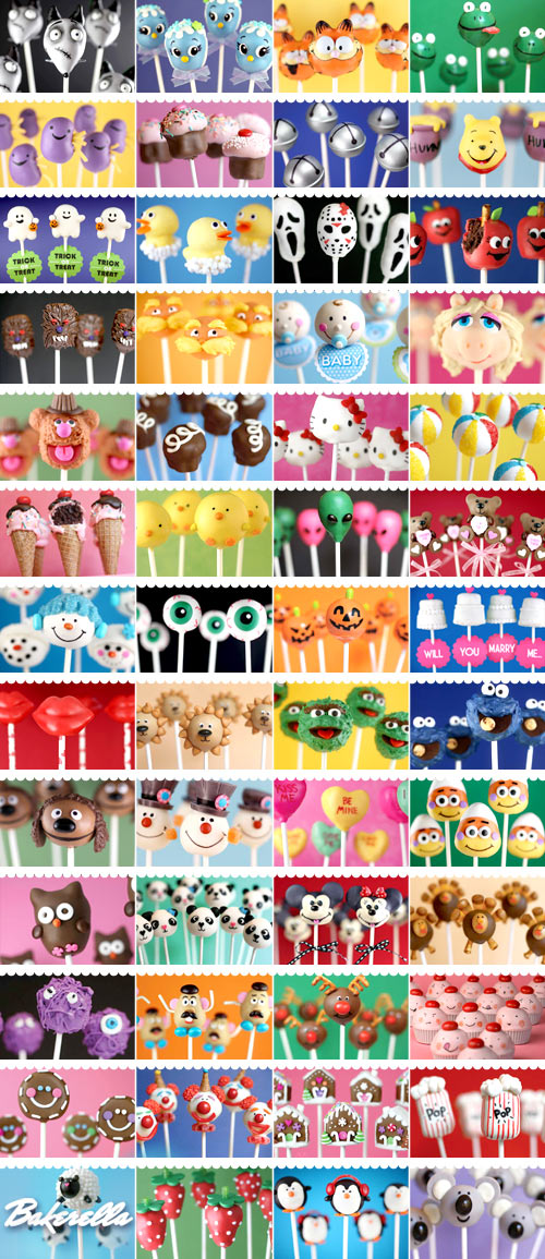 Its National Cake Pops Day