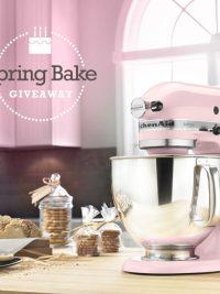 Spring Bake