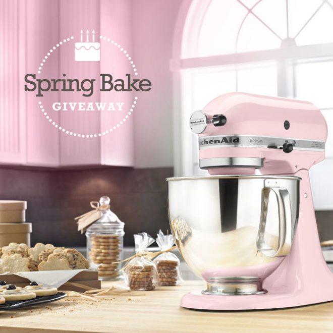 Spring Bake Giveaway