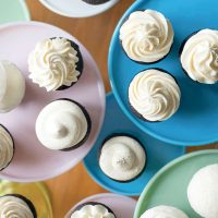 Trophy Cupcakes Buttercream