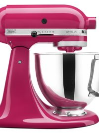 Cranberry KitchenAid Mixer