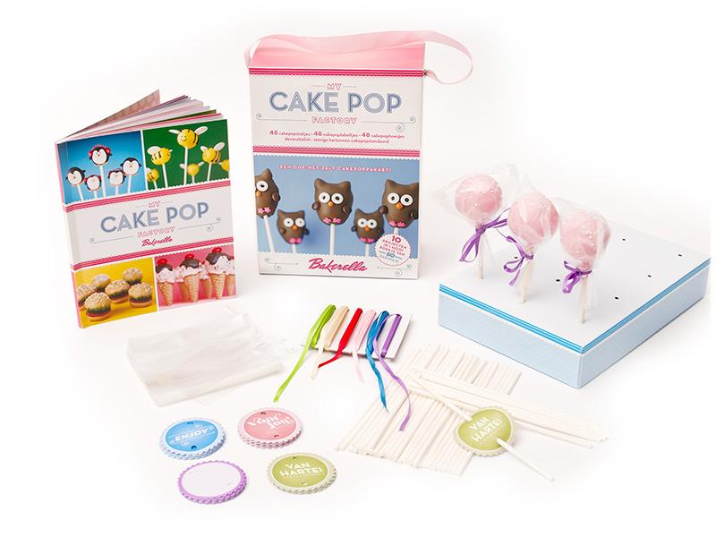 Cake Pop Decorating Kit Here's The Cake Pops Kit