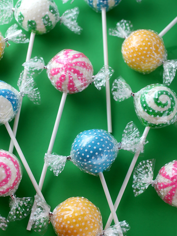 Clear Gusset Cello Display Bags For Lollipops Cake Pops Sweets Party Gift