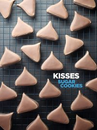Kisses Sugar Cookies