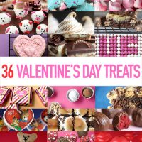 36 Valentine's Day Treat Ideas