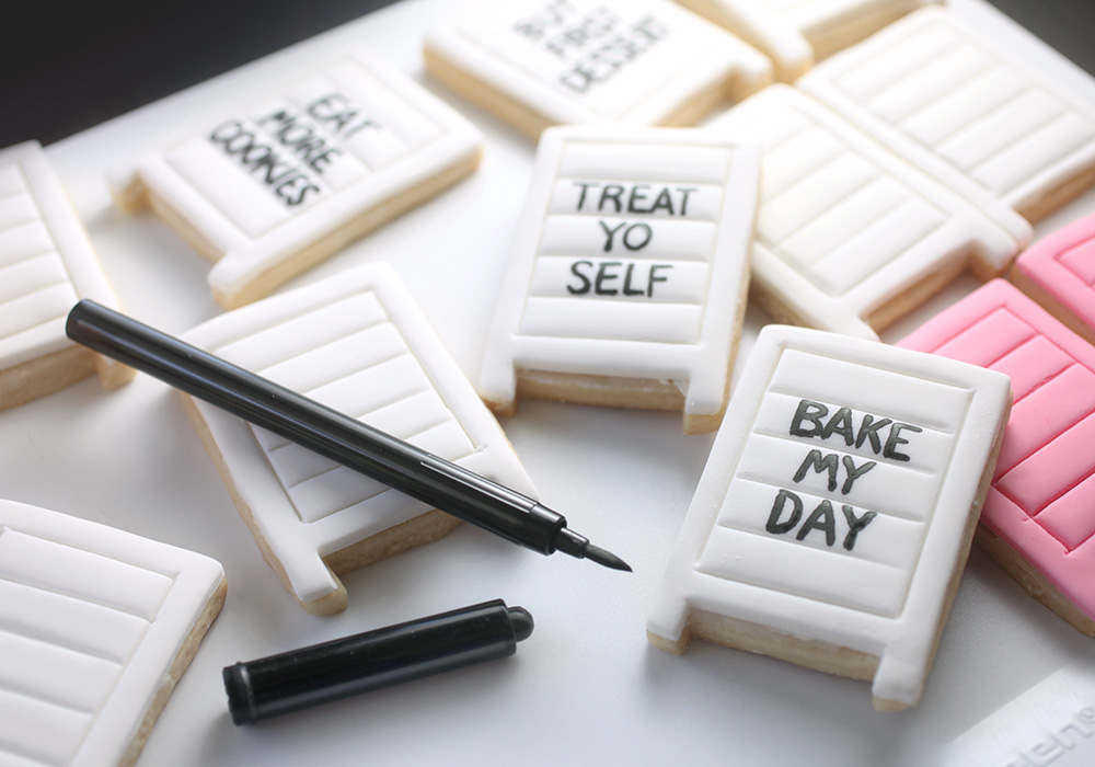 Cookie Writing