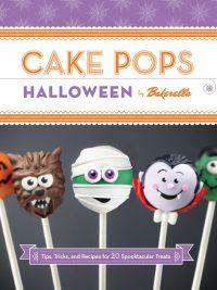Cake Pops Halloween Cover