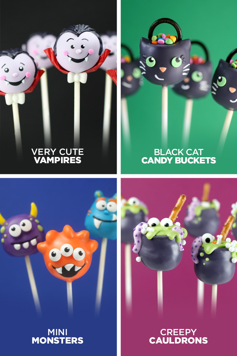 Cake Pops Halloween – bakerella.com