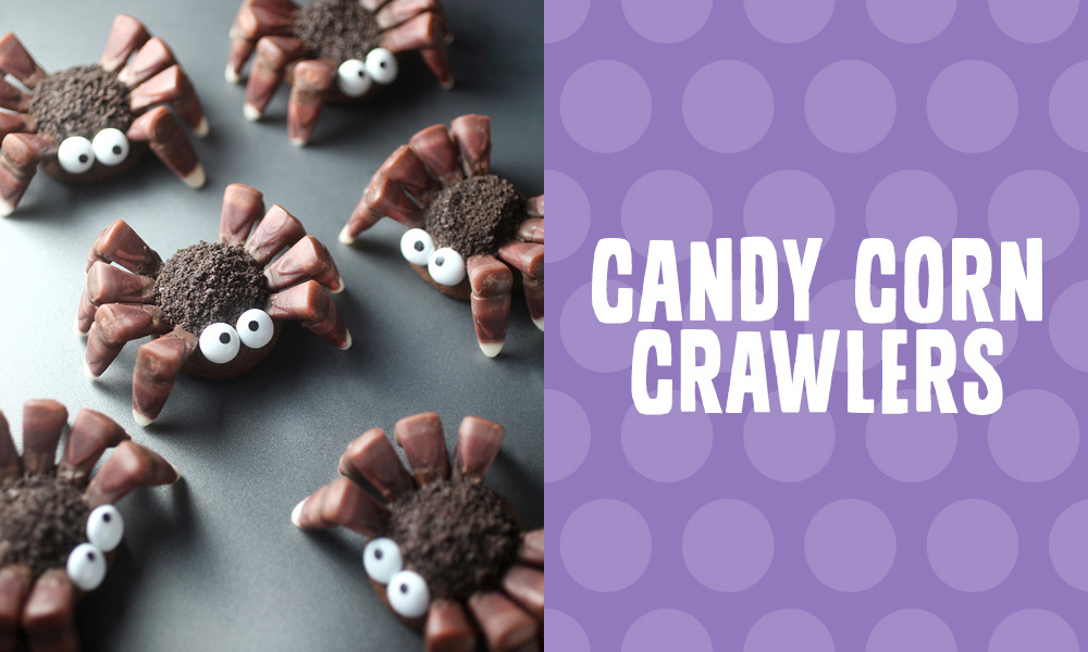 Candy Corn Crawlers