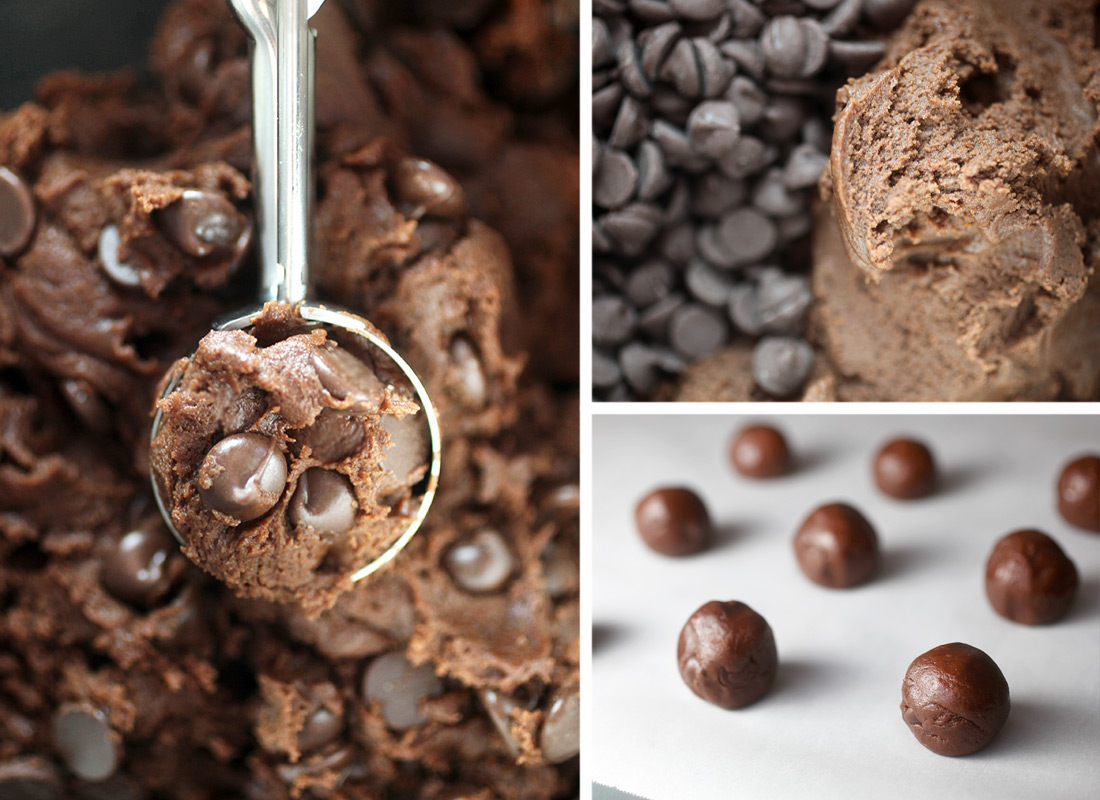Chocolate Cookie Dough