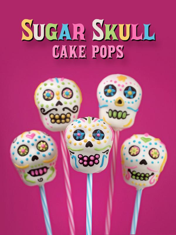 Sugar Skull Cake Designs