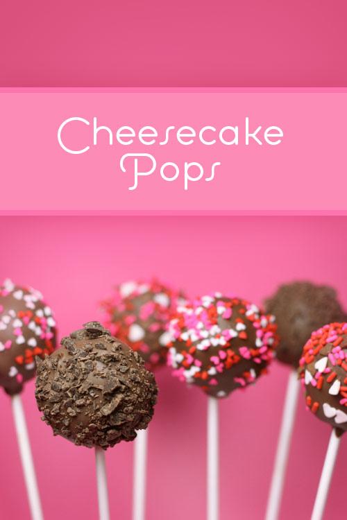 Cheesecake Pops! – bakerella.com
