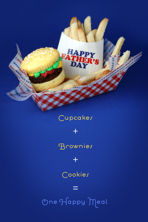 Happy Meals… Cupcake Replay