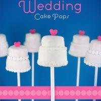 Wedding Cake Pops 23 Best Wedding Cake Pops