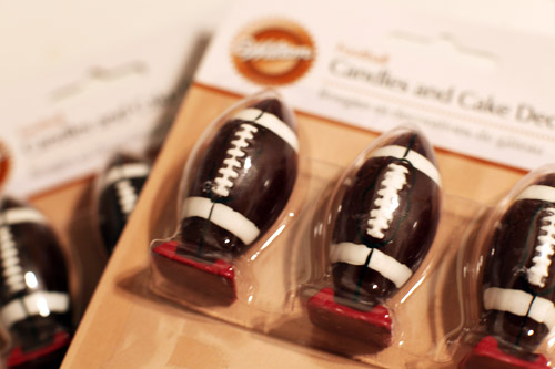 Are you ready for some footballs?