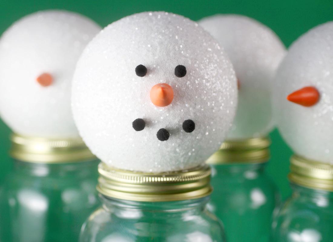 Snowman Heads