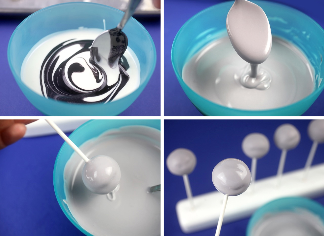 Tinting Candy Coating