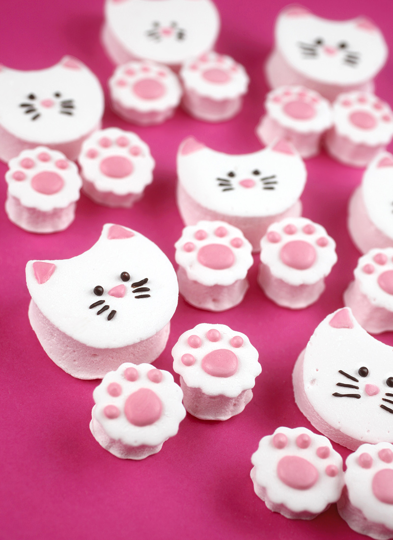 Kitty Marshmallows