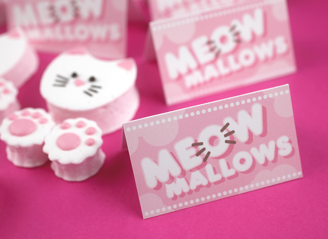 Meowmallow tags