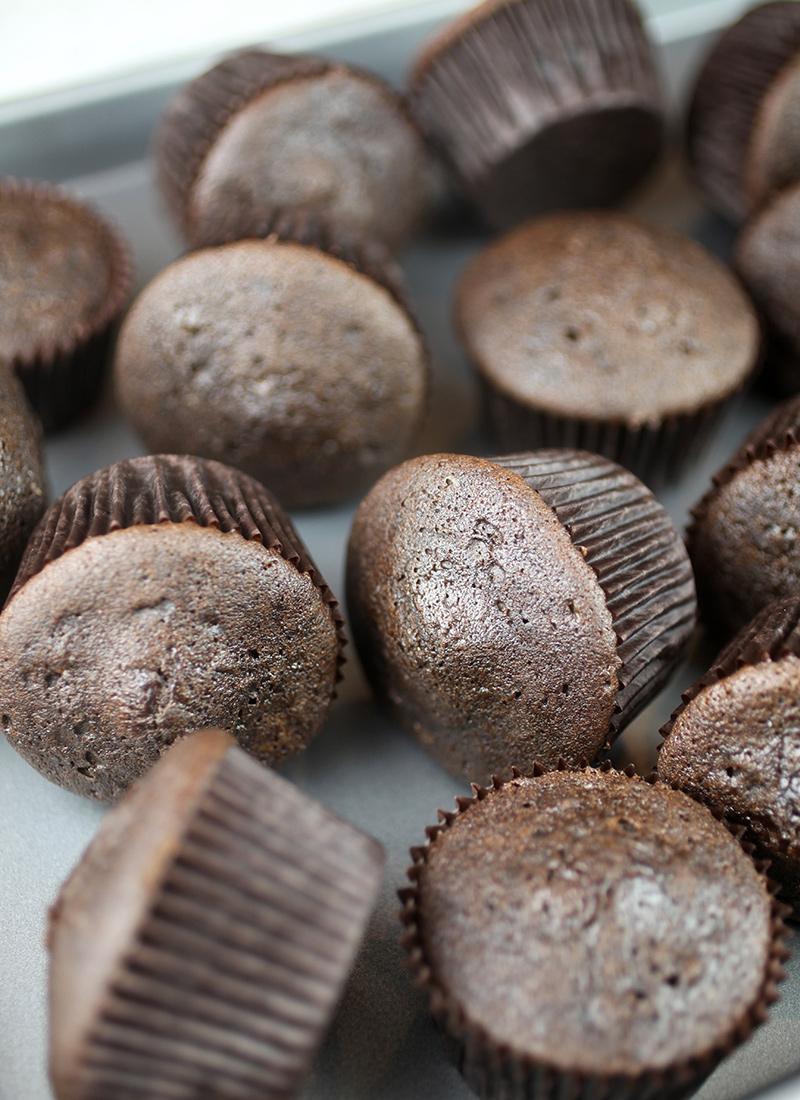 Manuela's Chocolate Cupcakes