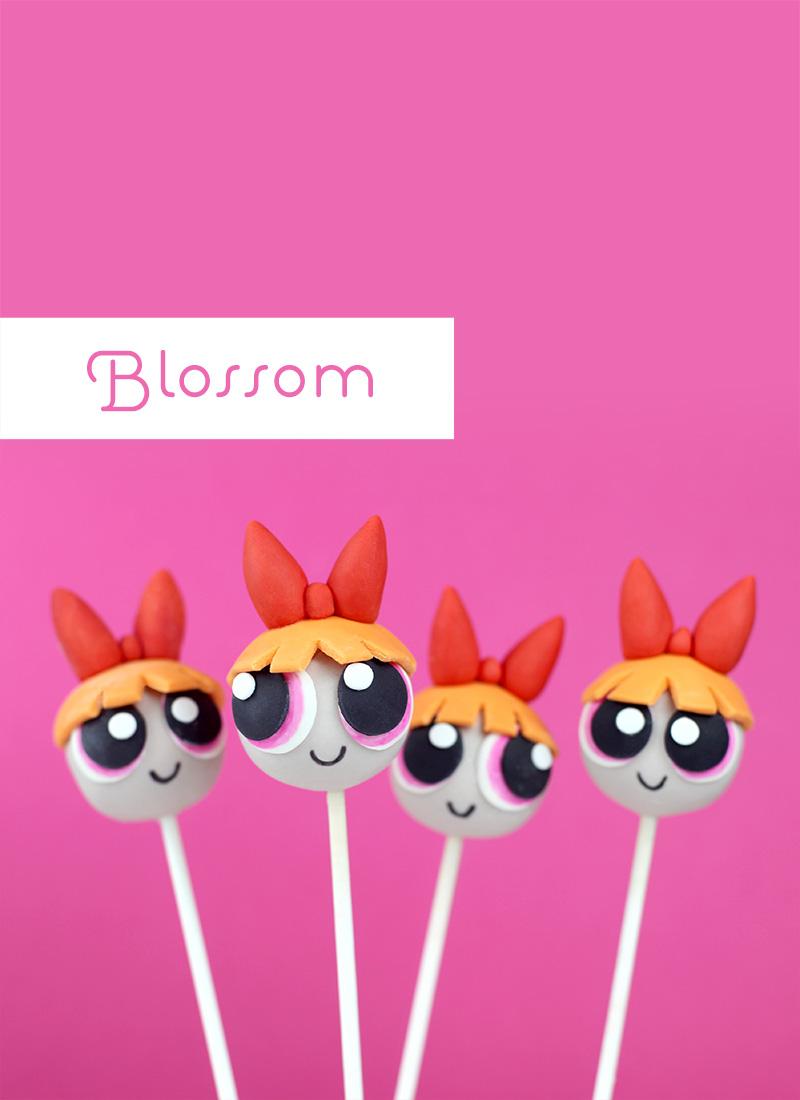 Blossom Cake Pops