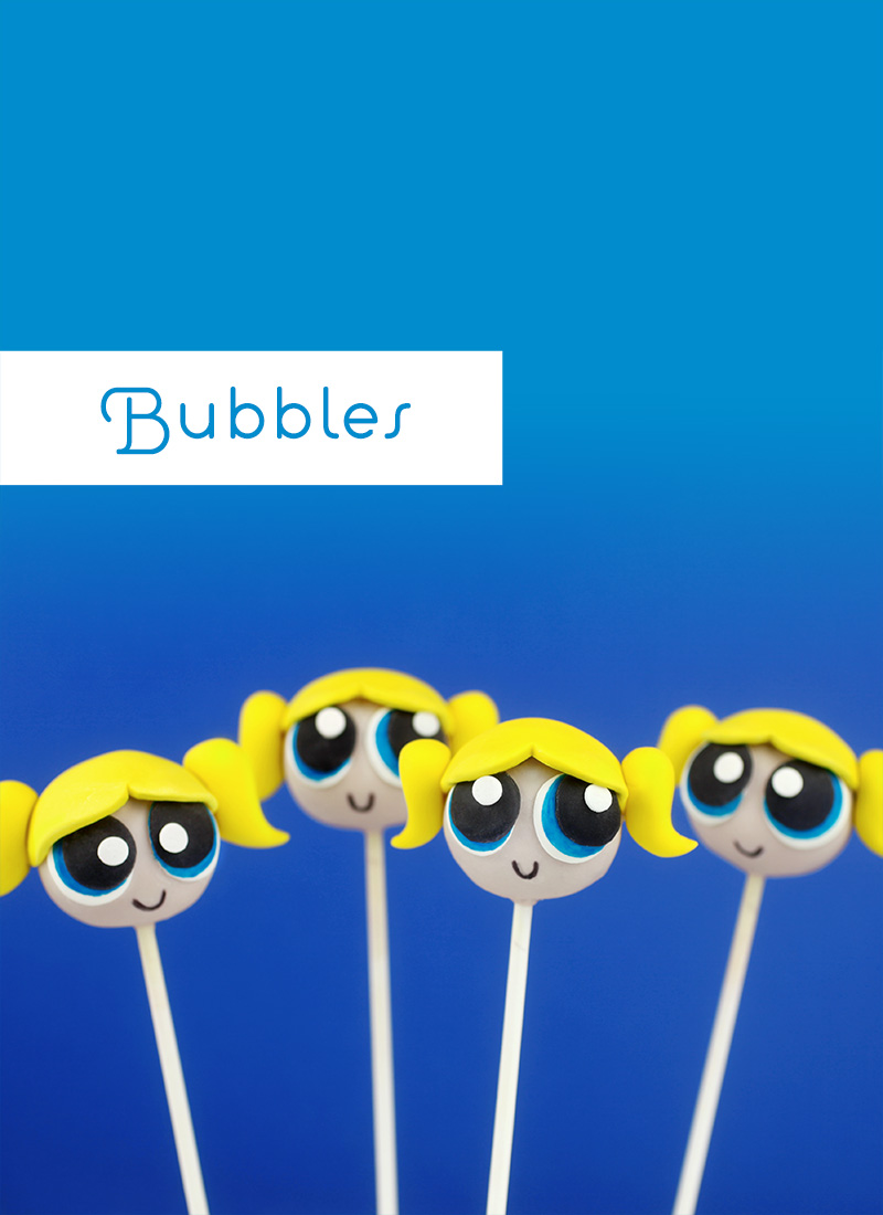 Bubbles Cake Pops
