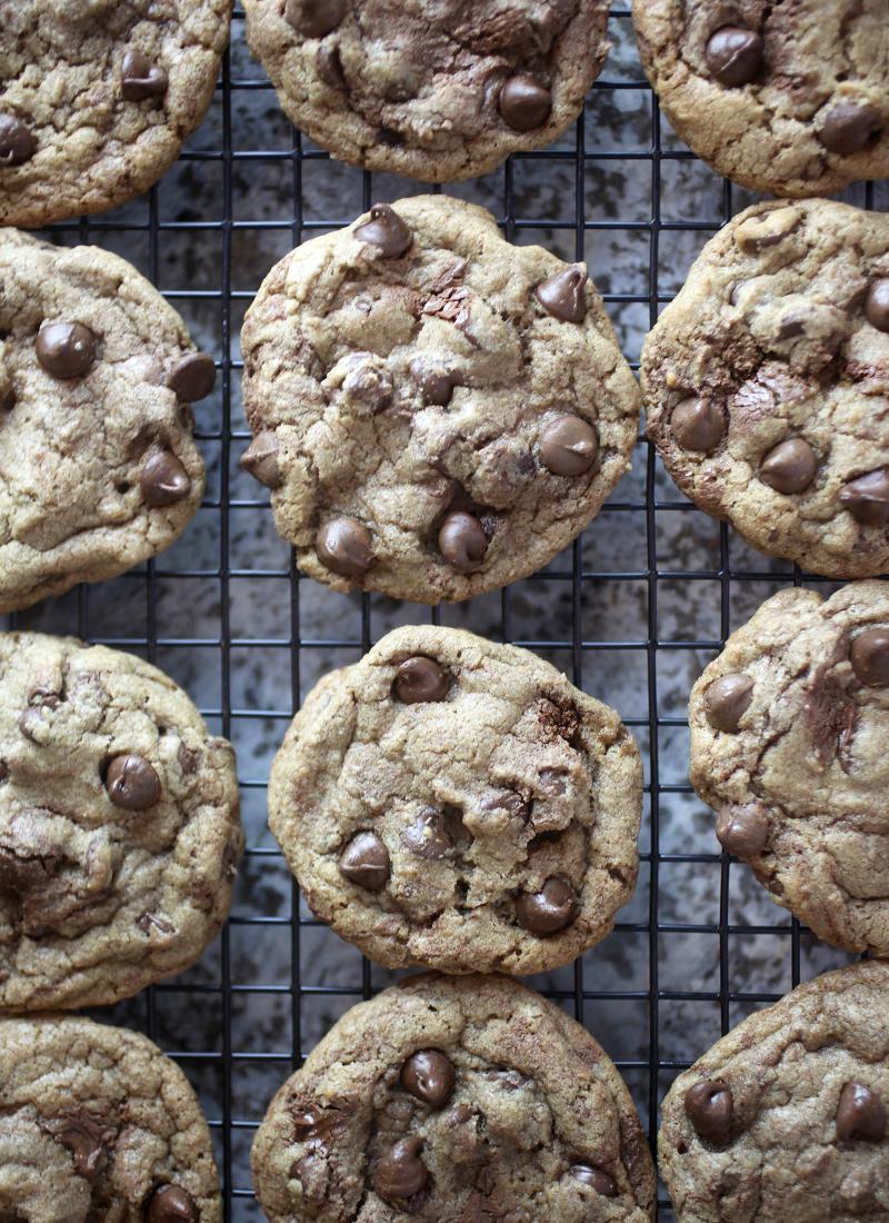Nutella Chocolate Chip Cookies – bakerella.com