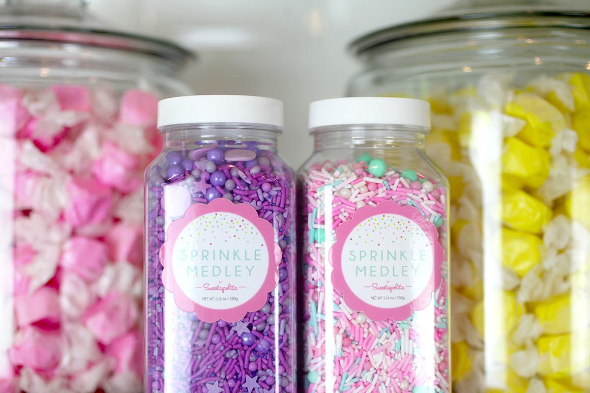 Sweetapolita Sprinkle Medley