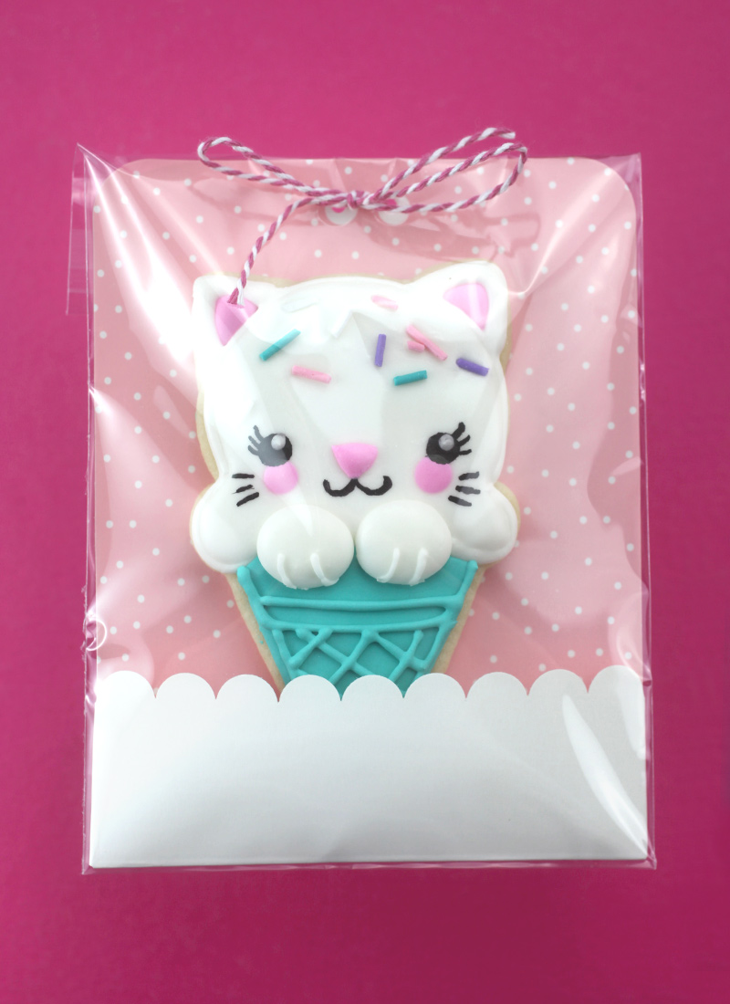 Kitty Cookie