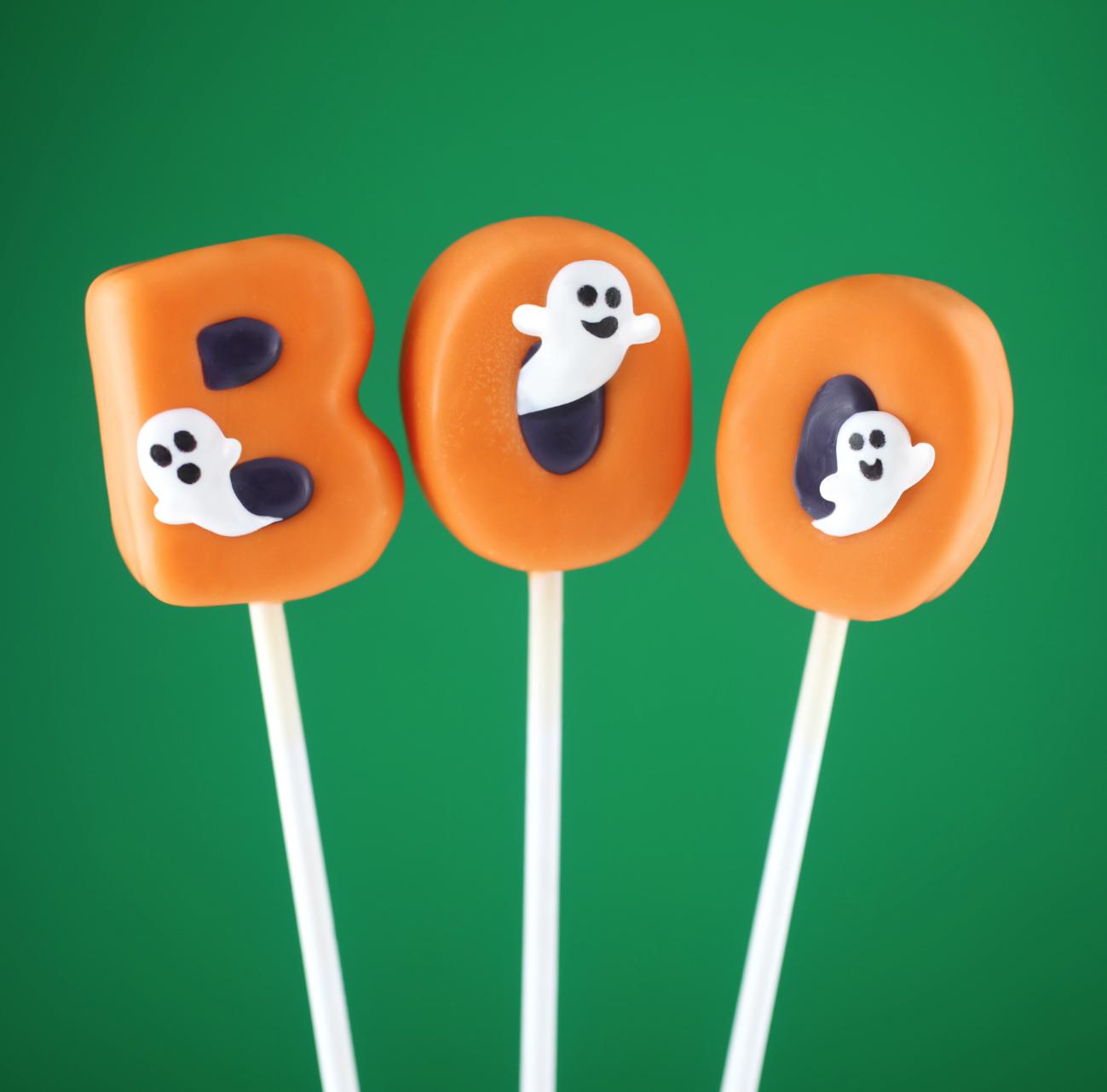 Hooray for Halloween Treats!