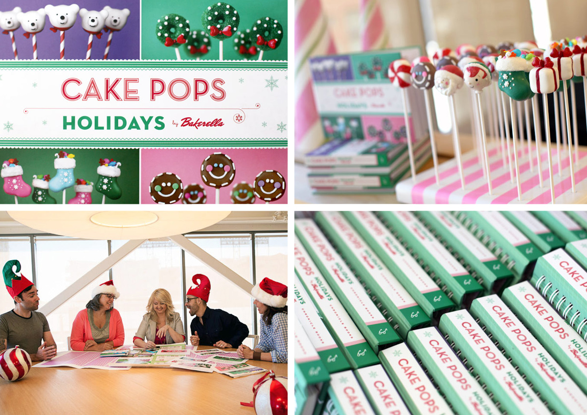 Cake Pops Holiday