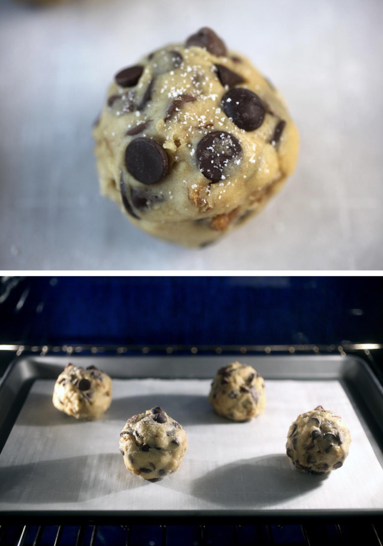 Bravetart's Levain-Style Chocolate Chip Cookies