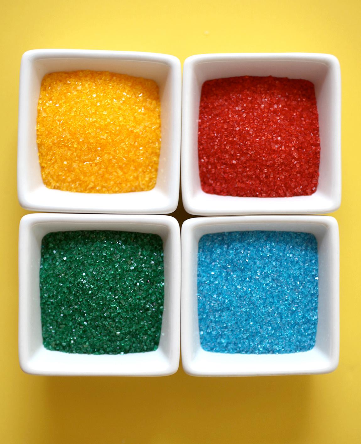 Sanding Sugar