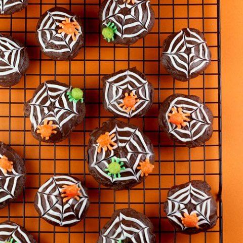 Trix Spider Cookies