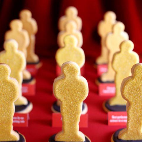 Awards Night Sugar Cookies