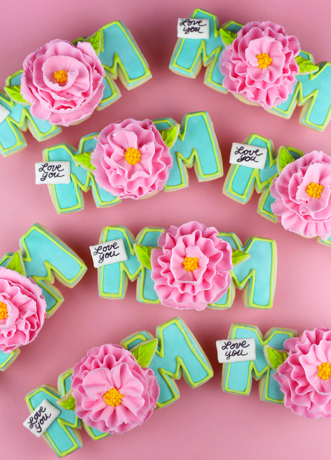 Mother's Day Cookie Cards