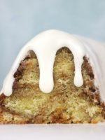 Cinnamon Roll Pound Cake