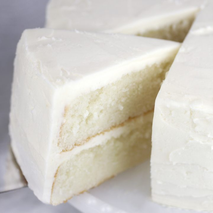 All-Occasion White Cake Recipe