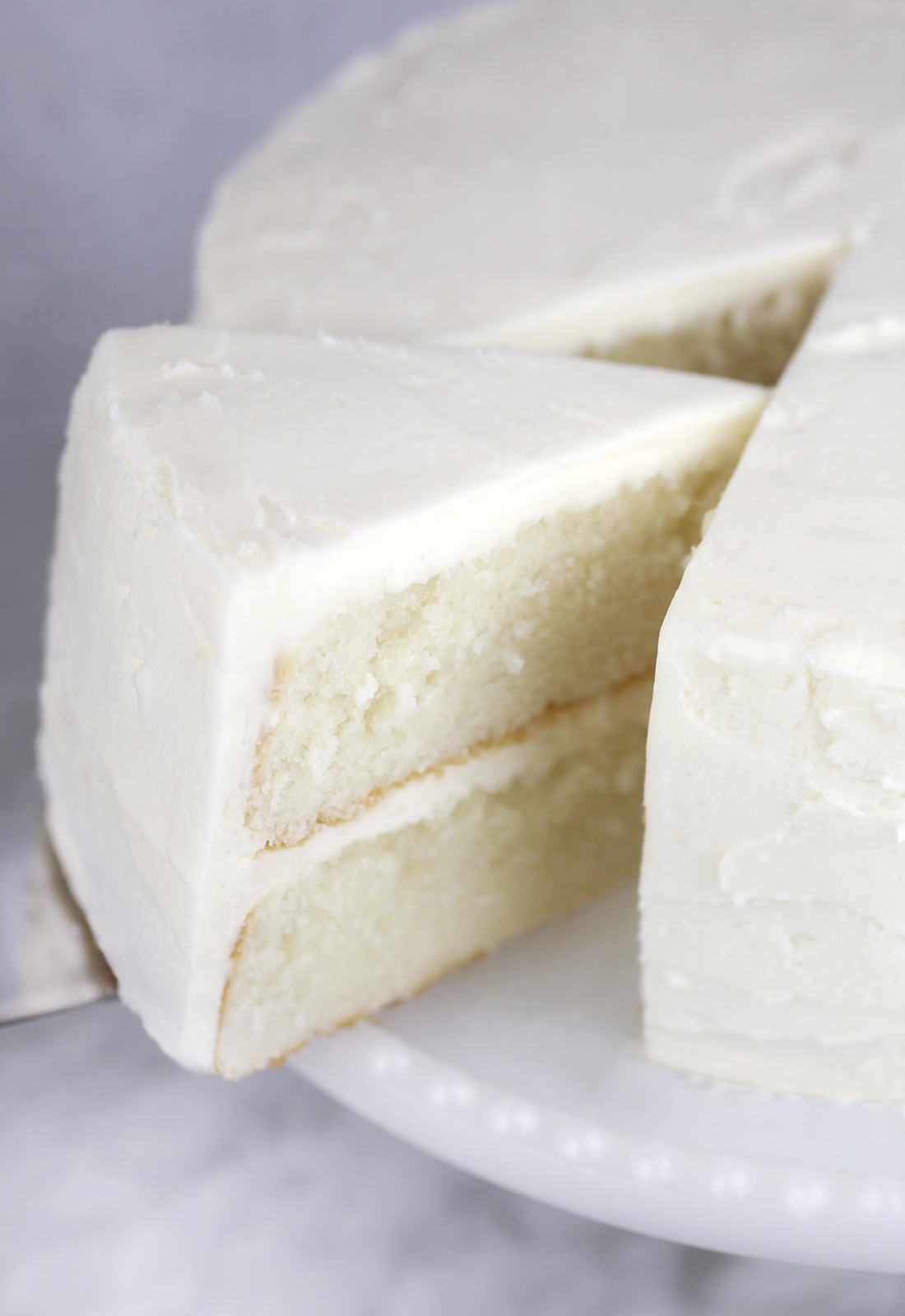 Favorite White Cake