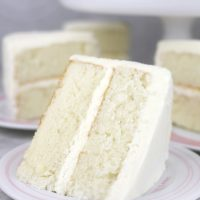 All-Occasion White Cake