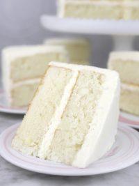 All-Occasion White Cake