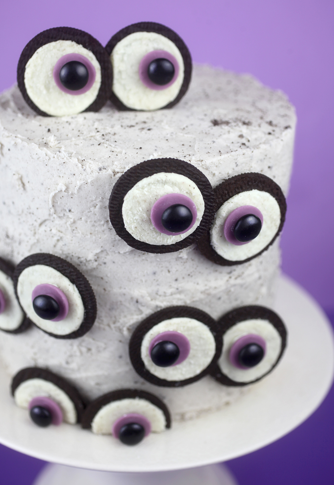 Oreo eyes