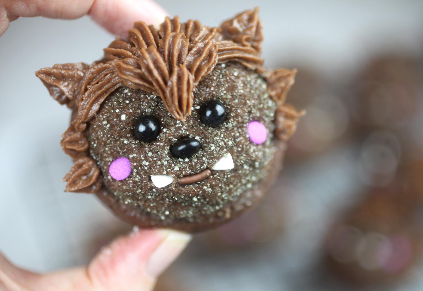 Howl Cute Sugar Cookies