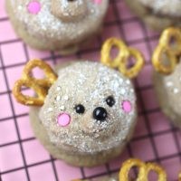 Darling Deer Sugar Cookies
