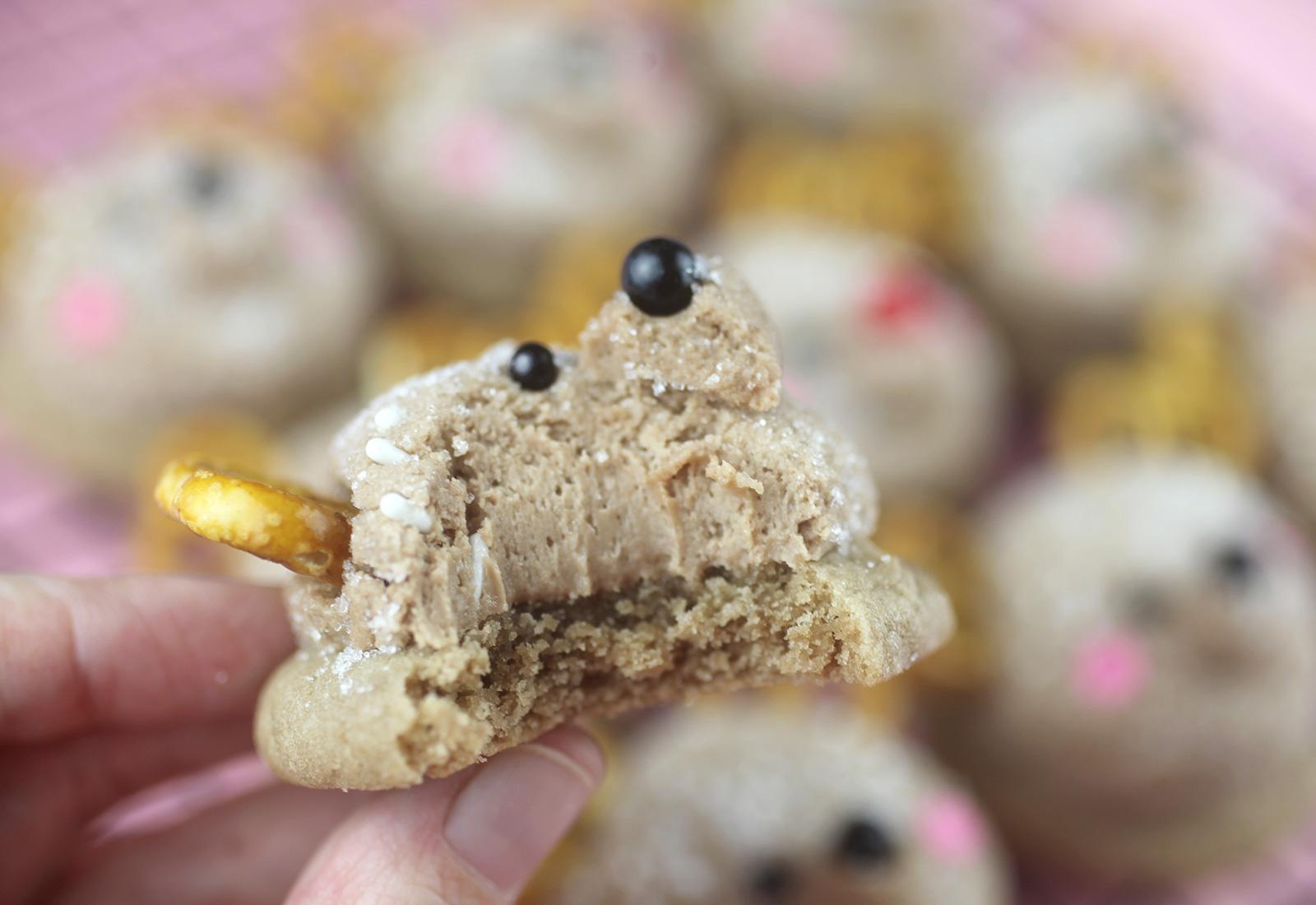 Oh galletas de azúcar de ciervo
