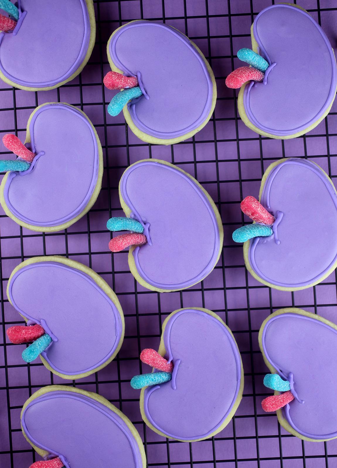 Kidney Cookies