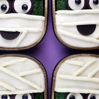 Mummy Snack Cakes