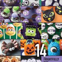 14 Frightfully Fun Halloween Treats